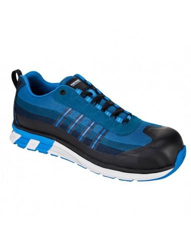 Chaussure de sécurité SBP AE Portwest OlymFlex London Bleu/Noir