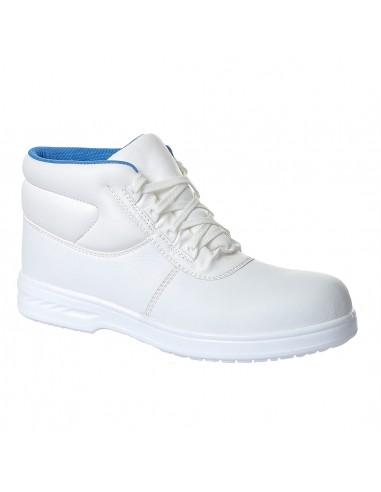 Portwest Brodequin de sécurité Albus à lacets blanc S2 Blanc