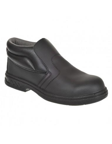 Chaussure Montante de Sécurité médicale/alimentaire S2 Steelite Portwest Noir
