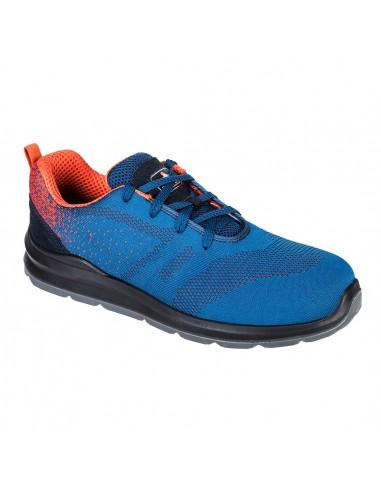Chaussure de sécurité S1P Portwest Steelite Aire  Bleu/Orange