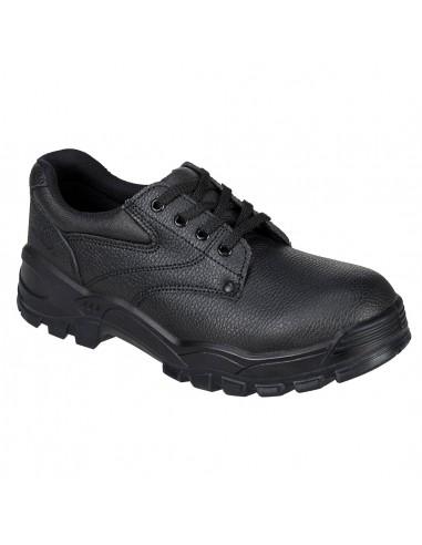 Chaussure de travail légère Portwest O1 Noir