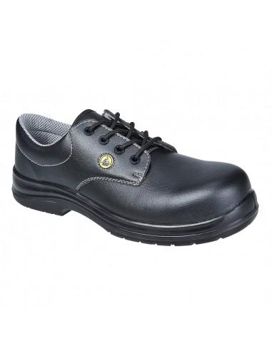 Portwest Chaussure de sécurité à lacets Composite Noir ESD S2