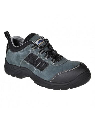 Portwest Chaussure Tennis trekking de sécurité compositelite S1 Noir