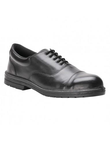 Portwest Chaussure de sécurité Oxford S1P Noir