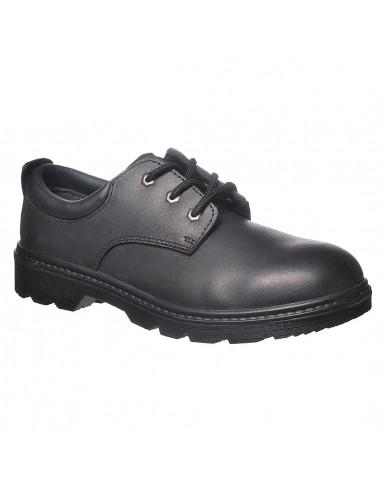 Chaussure Derby de Sécurité Portwest Thor S3 Noir