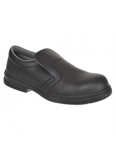 Portwest Chaussure Mocassin de sécurité S2 Noir