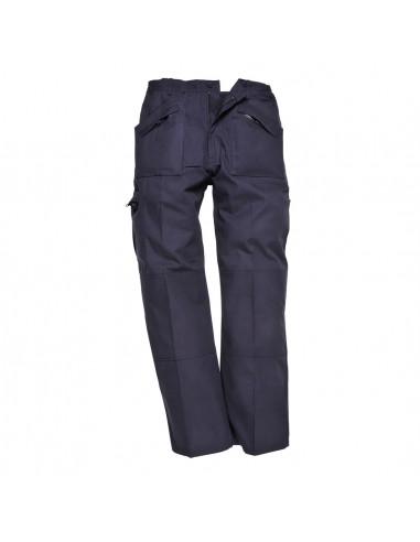 Portwest Pantalon de travail pro multi-poches léger et confortable Marine