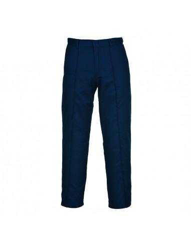 Portwest Pantalon de travail professionnel confortable et durable Noir