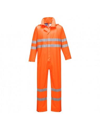 Portwest Combinaison Haute Visibilité Sealtex™ Ultra Orange