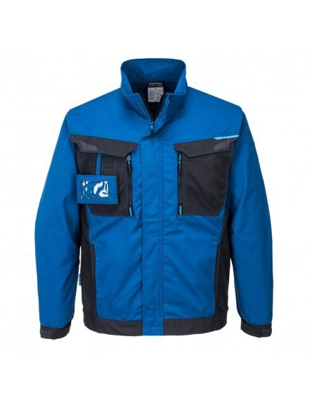 Portwest Belle Veste de travail contemporaine WX3 très durable Bleu Persan