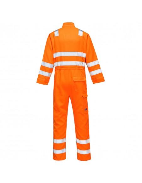 Combinaison Multirisque Résistante aux Flammes Portwest Modaflame Orange