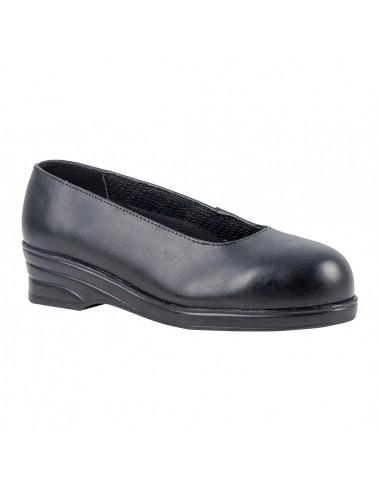 Portwest Chaussure de Sécurité Femme S1 Court Steelite Noir