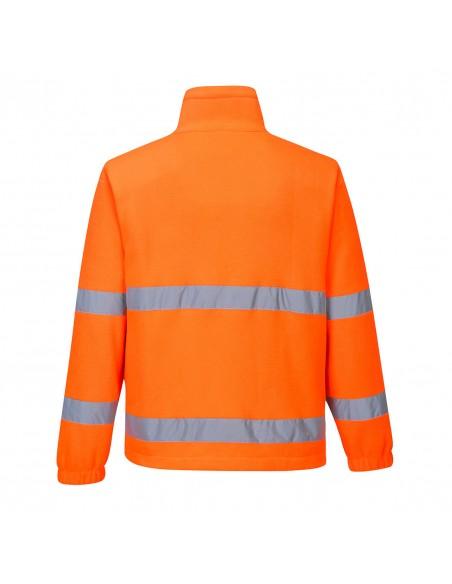 Portwest-Polaire de sécurité haute visibilité confortable Essential Orange