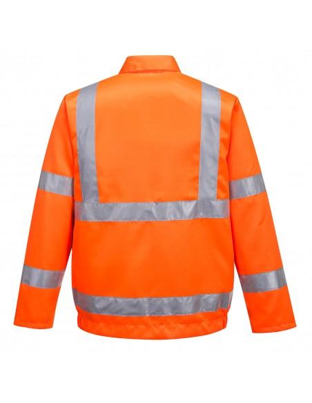 Portwest-Veste protection haute visibilité extrêmement durable RIS Orange