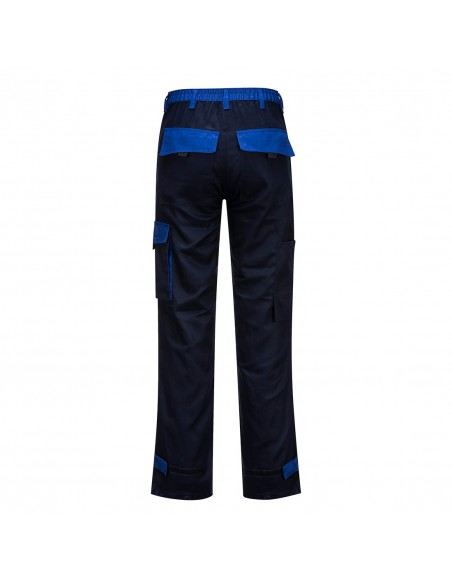 Portwest-Pantalon de travail haut de gamme confort suprême Poznan Marine