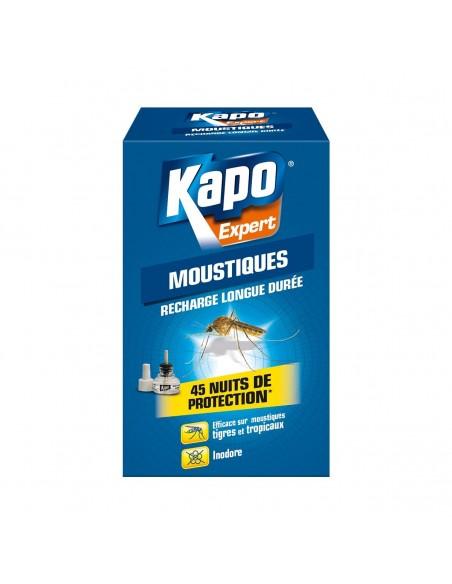 Kapo Recharge liquide pour diffuseur anti-moustiques