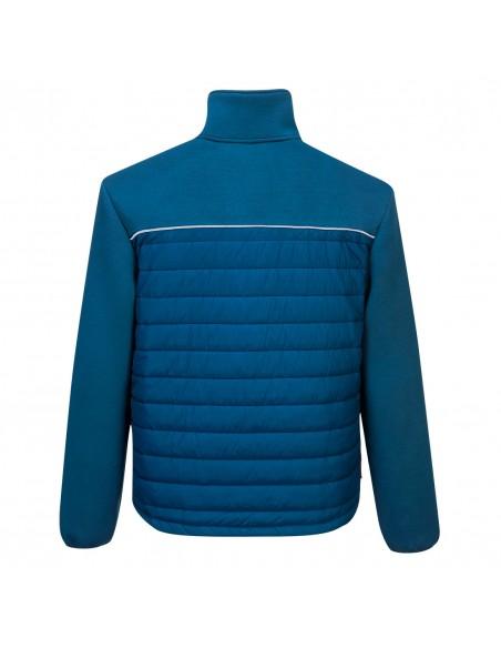 Portwest Veste de travail DX4 Baffle ergonomique et confortable Bleu Métro