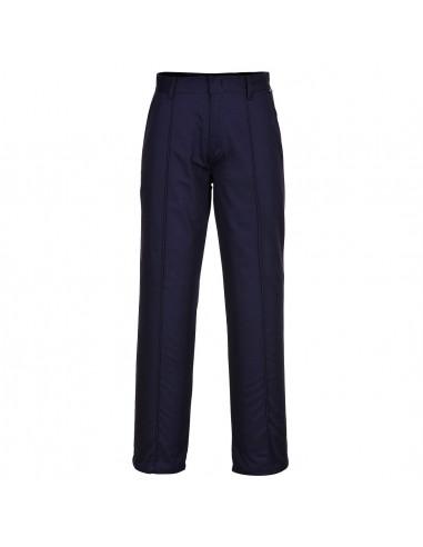 Portwest Pantalon de travail classique et confortable Preston Marine