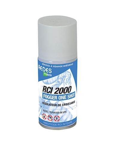 Aedes Aérosol R.C.I 2000 Fogger contre puces et punaises de lit 150ml