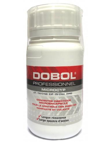 Armosa Dobol Microcyp insecticide professionnel contre tous insectes