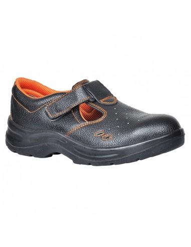 Chaussure Sandale de sécurité S1P Portwest Steelite Ultra Noir