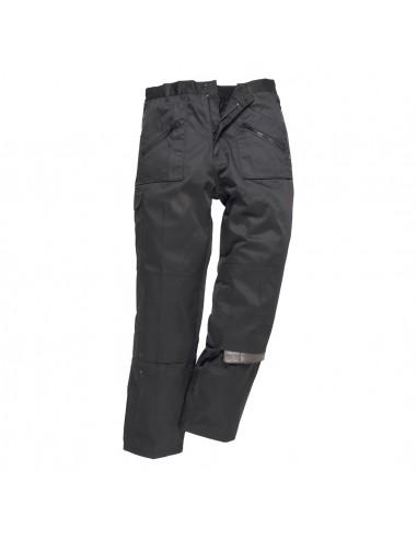 Portwest Pantalon de travail avec doublure en nylon thermique Action