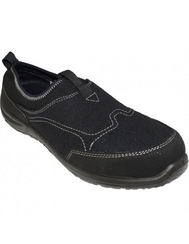 Portwest Chaussure de sécurité S1P SRC Steelite Tegid Slip On Noir