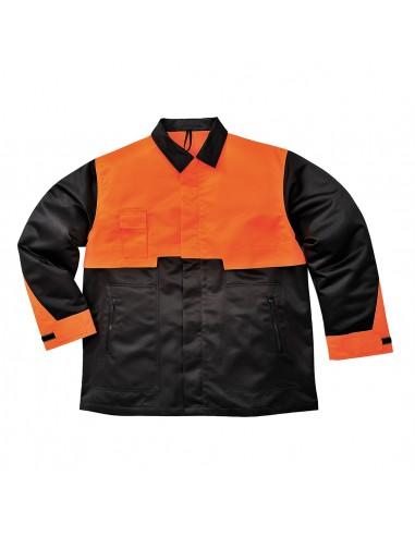 Portwest Veste de travail oak avec 6 poches Noir