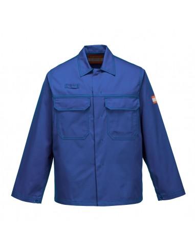 Portwest Veste de travail résistante aux produits chimiques Bleu Roi